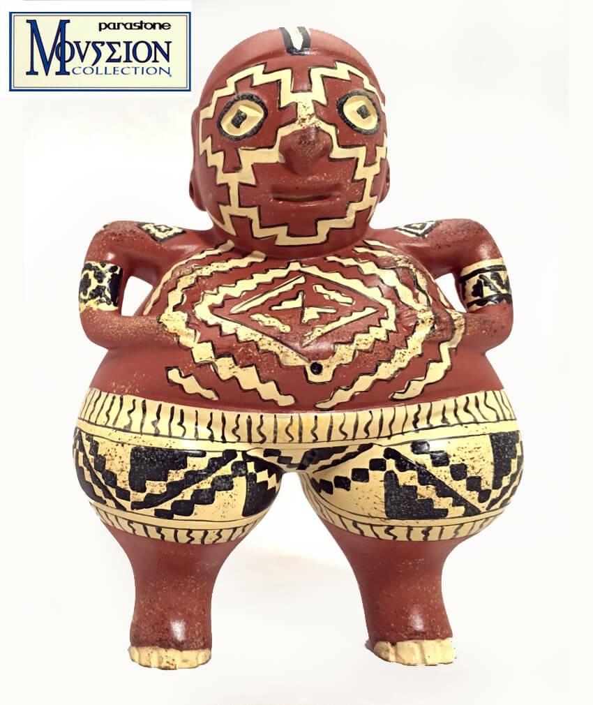 Art des Ameriques - Statuette de la Fertilité Chipicuaro 14cm 1