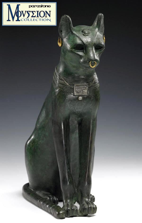 Art egyptien - Chat de Gayer-Anderson