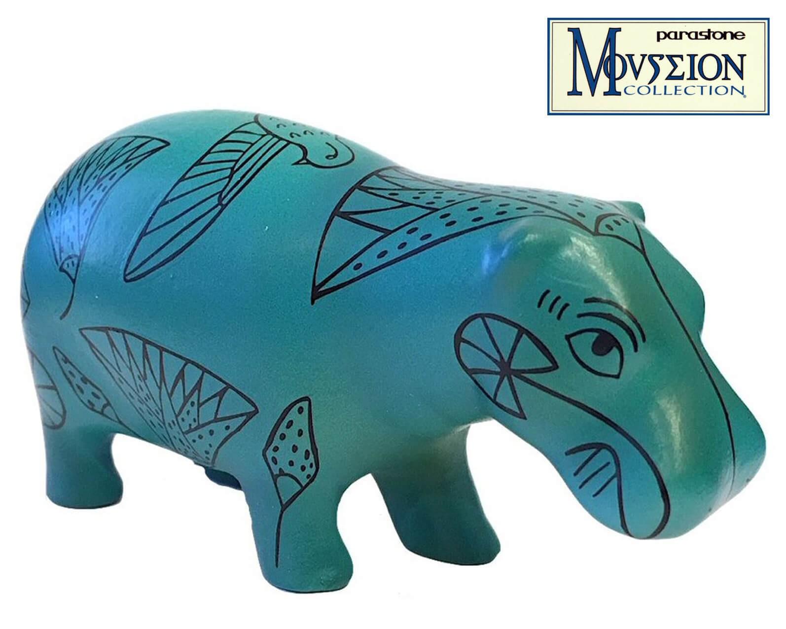 Art egyptien - Hippopotame