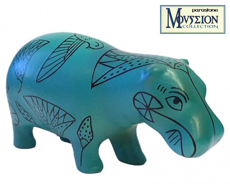 Art egyptien - Hippopotame
