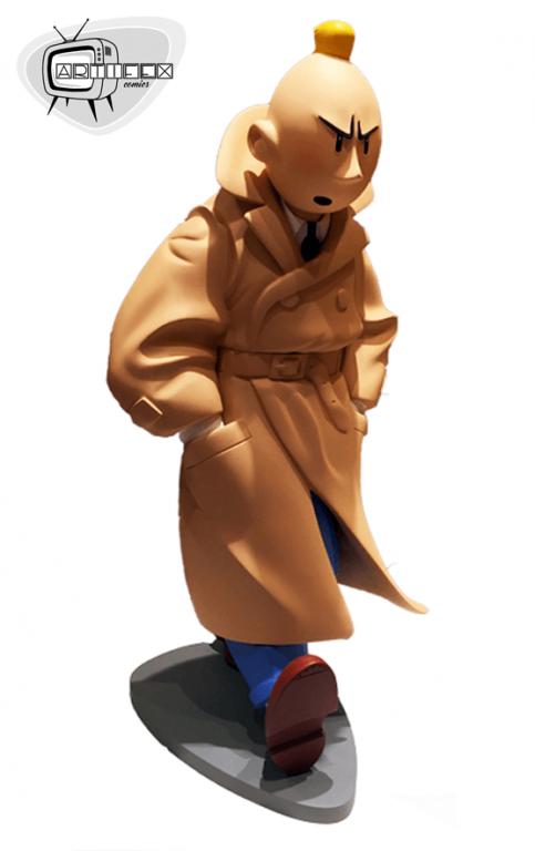 Artifex - Freddy Lombard - Sculpteur Stéphane Saint-Emett