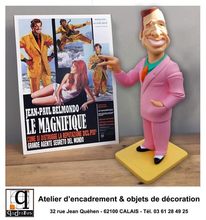 Jean-Paul Belmondo - Le Magnifique