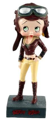 Betty Boop - Aviatrice