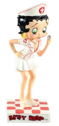 Betty Boop - Infirmière