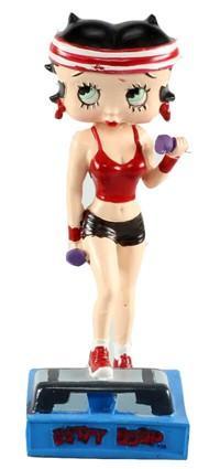 Betty Boop - Prof de Gym