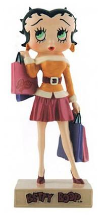 Betty Boop - Shopping