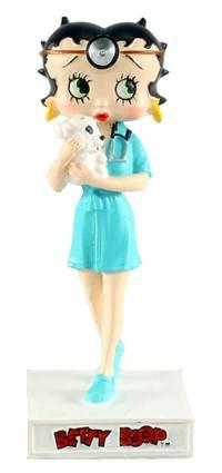 Betty Boop - Vétérinaire