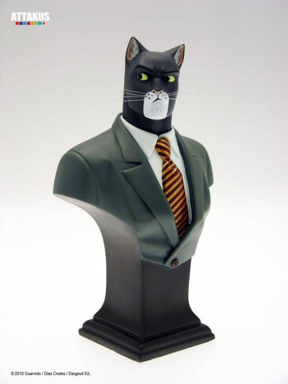 Attakus - Blacksad - John Blacksad