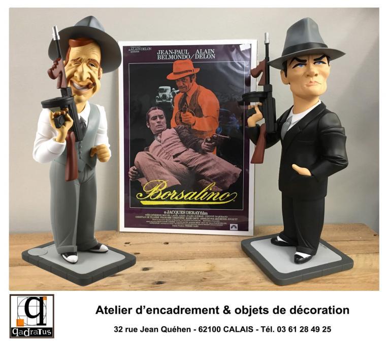 Jean-Paul Belmondo & Alain Delon - Borsalino
