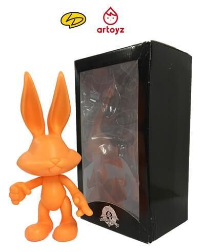 Artoyz - Bugs Bunny Orange