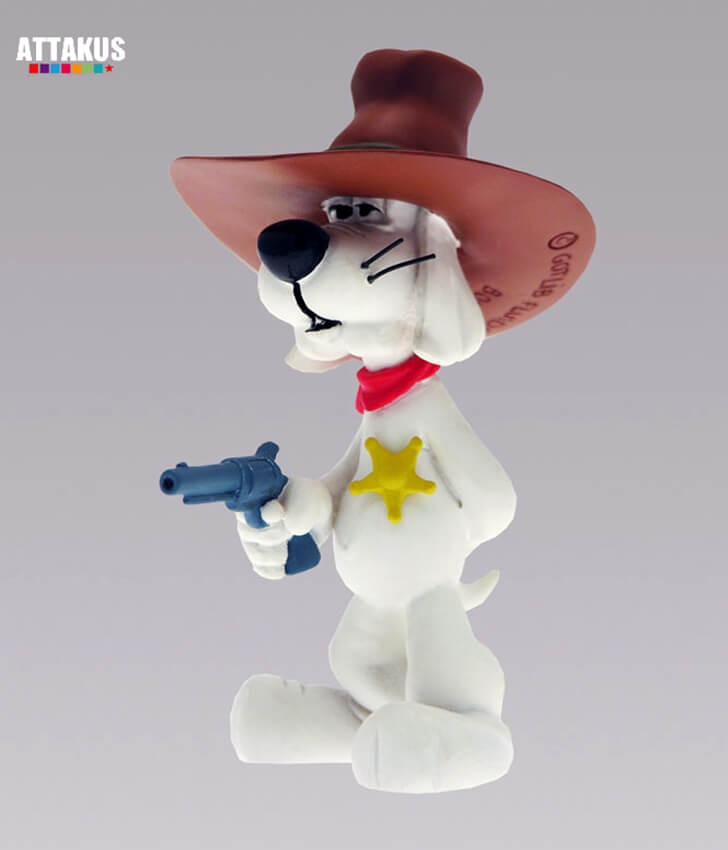 Attakus/Gotlib - Gai Luron Cowboy