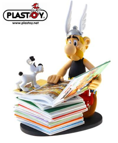 Collectoys - Astérix Pile d'Albums