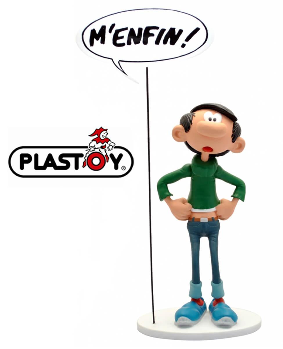 Collectoys - Gaston Bulle M'enfin !