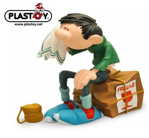 Collectoys - Gaston Caisse Fragile