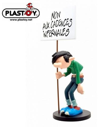 Collectoys - Gaston Non aux Cadences Infernales