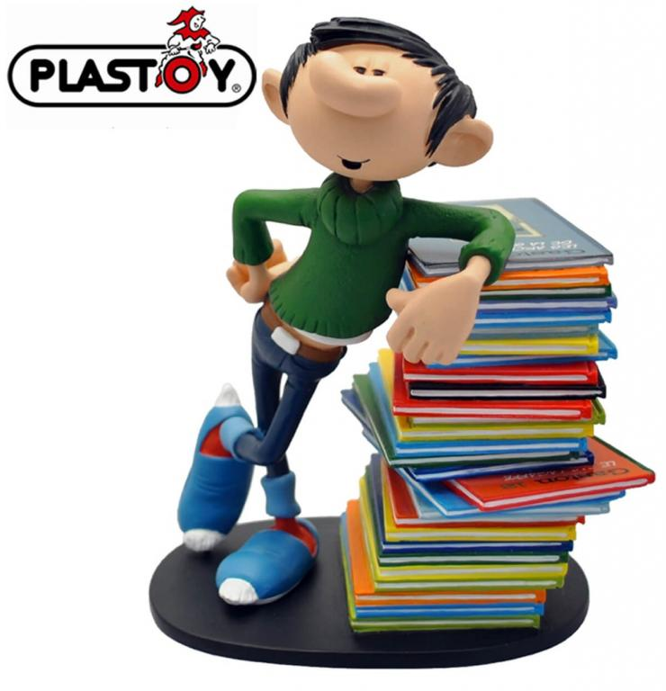 Collectoys - Gaston Pile d'Albums