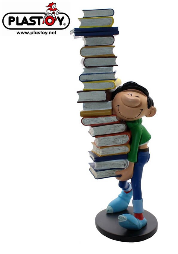 Collectoys - Gaston Pile de Livres
