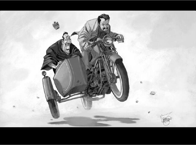 Don Camillo - Vincent