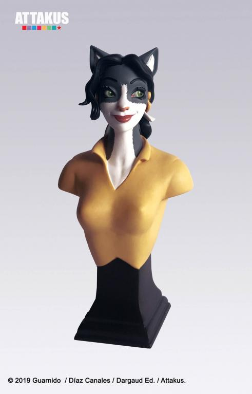 Attakus - Blacksad - Donna