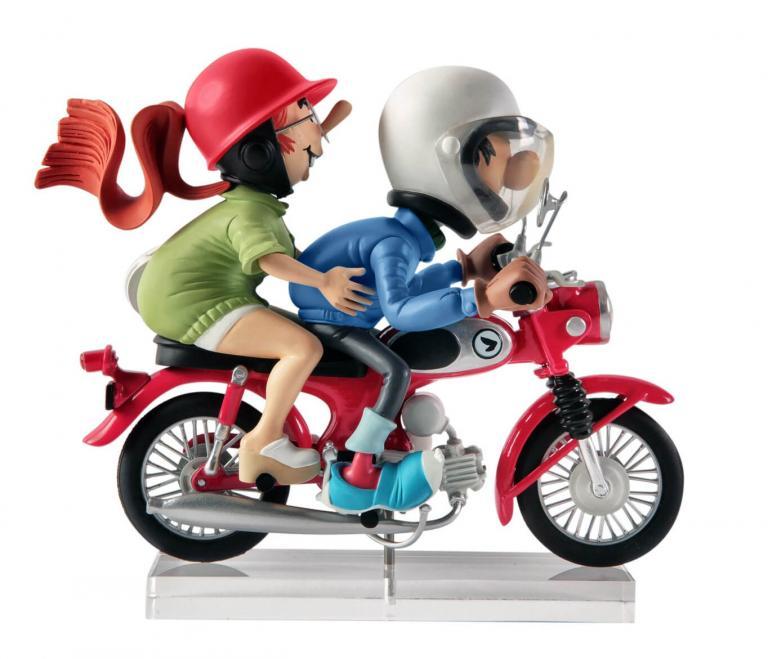 Figures & Vous - Garage de Franquin - Honda S90