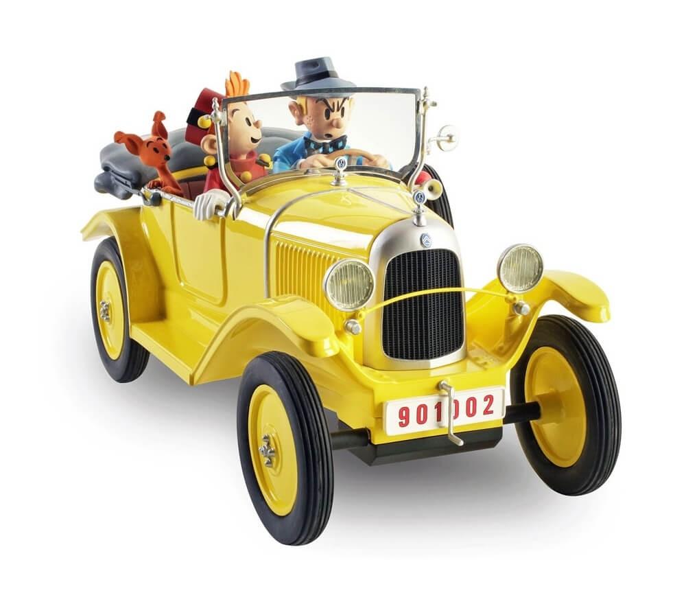 Figures & Vous - Garage de Franquin - Citroen 5HP