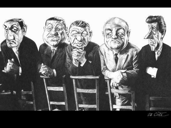 Les Tontons Flingueurs - da Costa