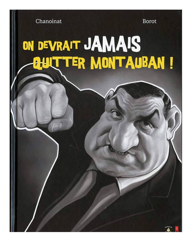 On Devrait Jamais Quitter Montauban recto