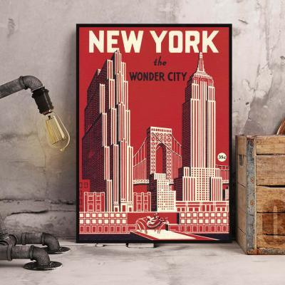 11 - New York, the Wonder City