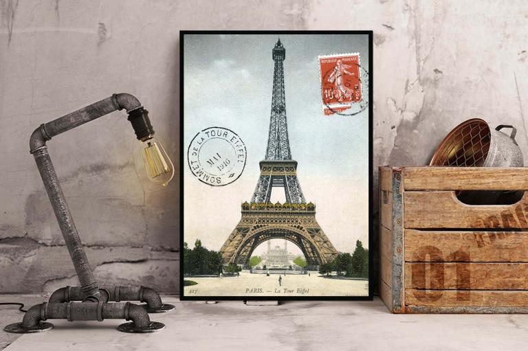 12 - la Tour Eiffel
