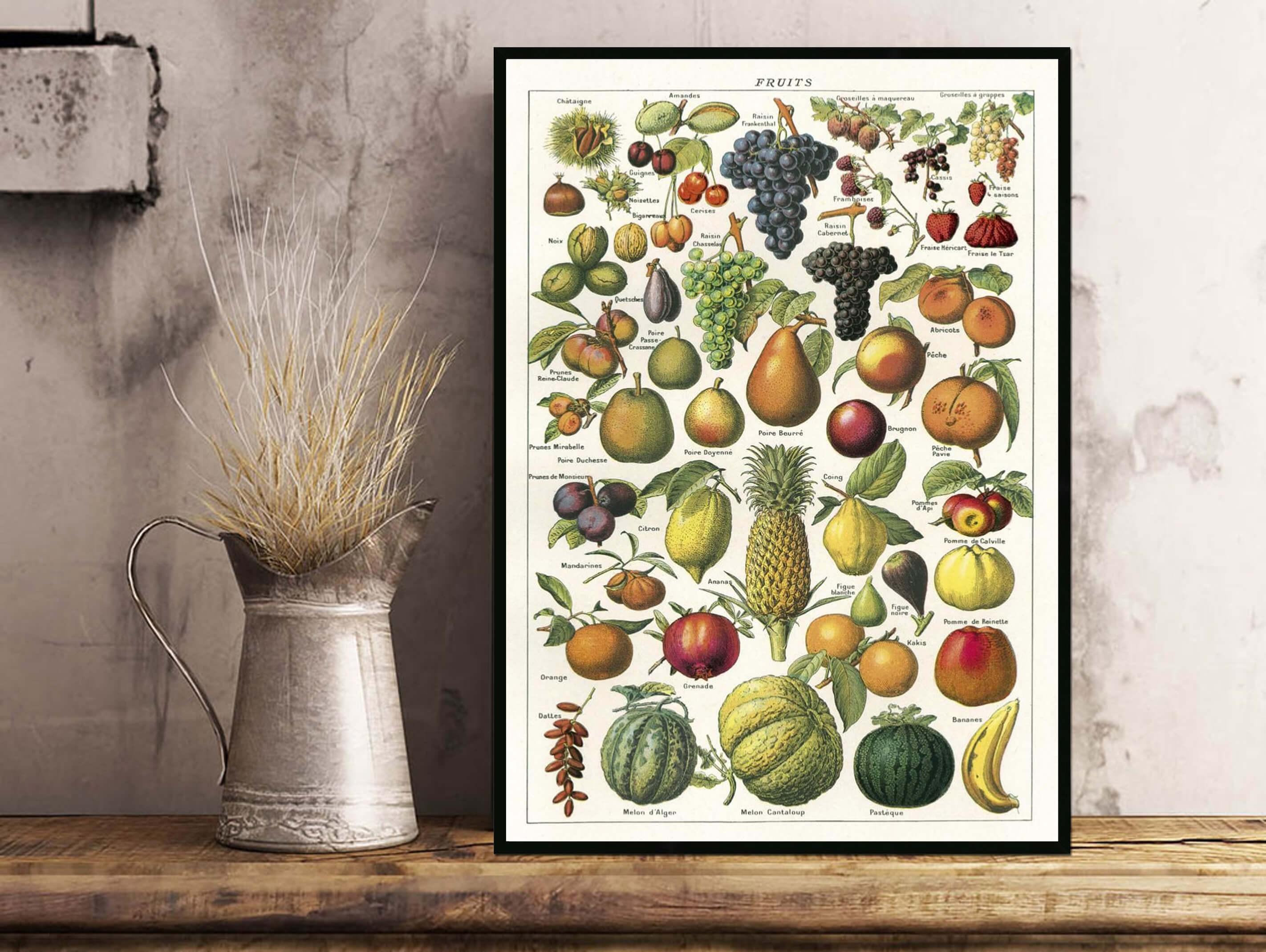 26 - Fruits