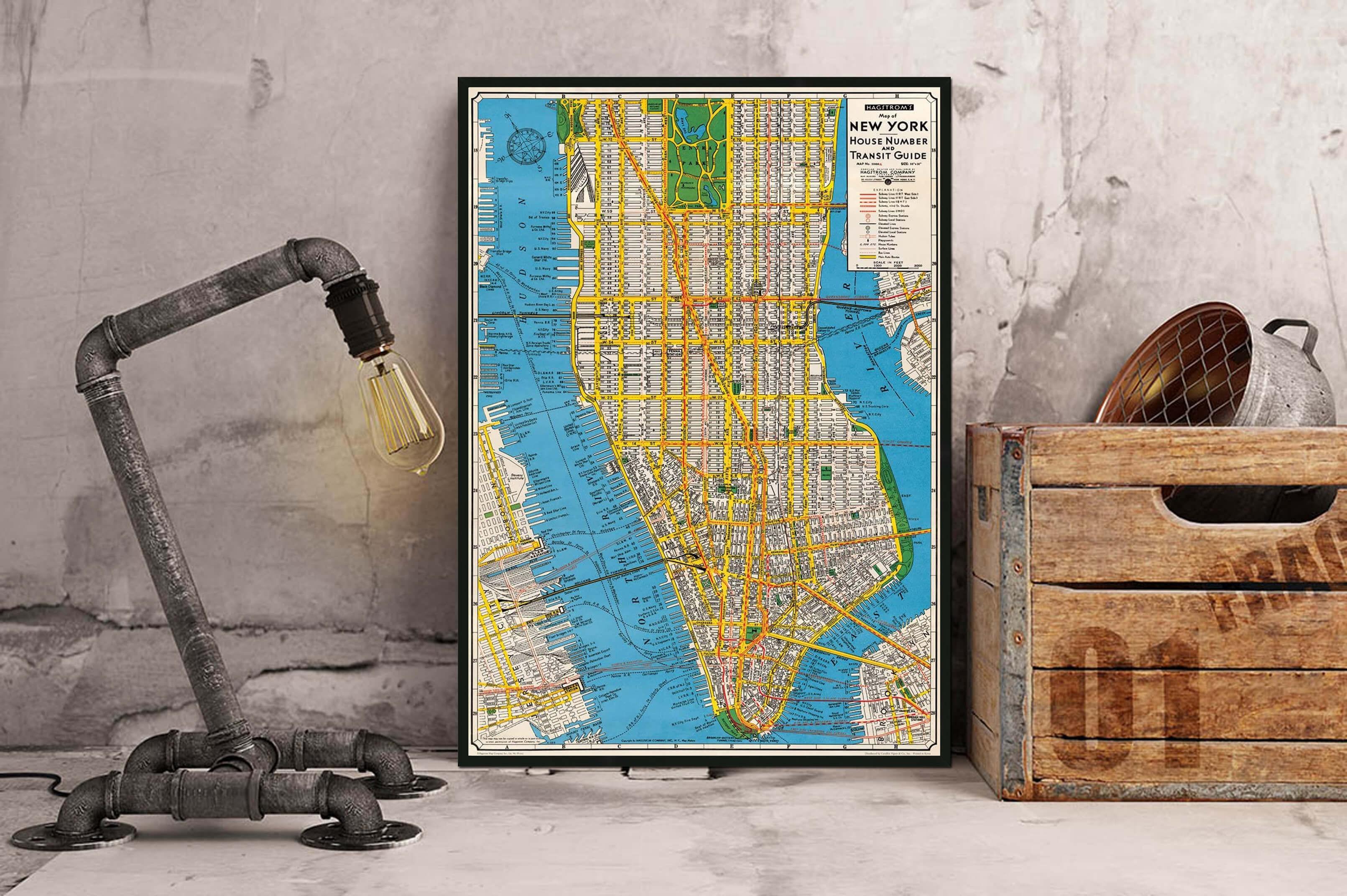 6 - Plan de New York