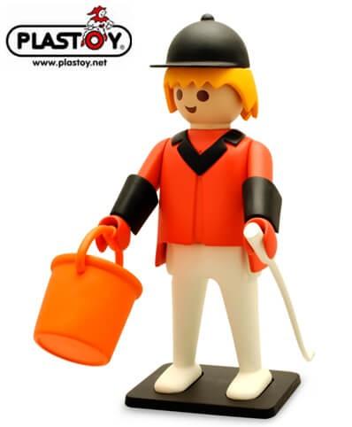 Plastoy Collectoys Playmobil Cavalier