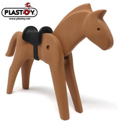 Plastoy Collectoys Playmobil Cheval