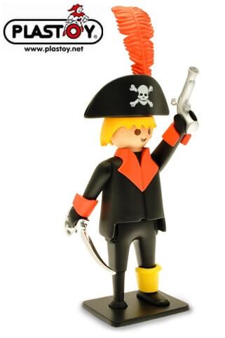 Plastoy Collectoys Playmobil Pirate