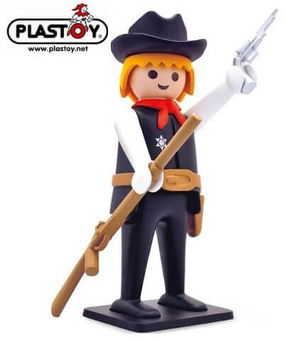 Plastoy Collectoys Playmobil Sherif