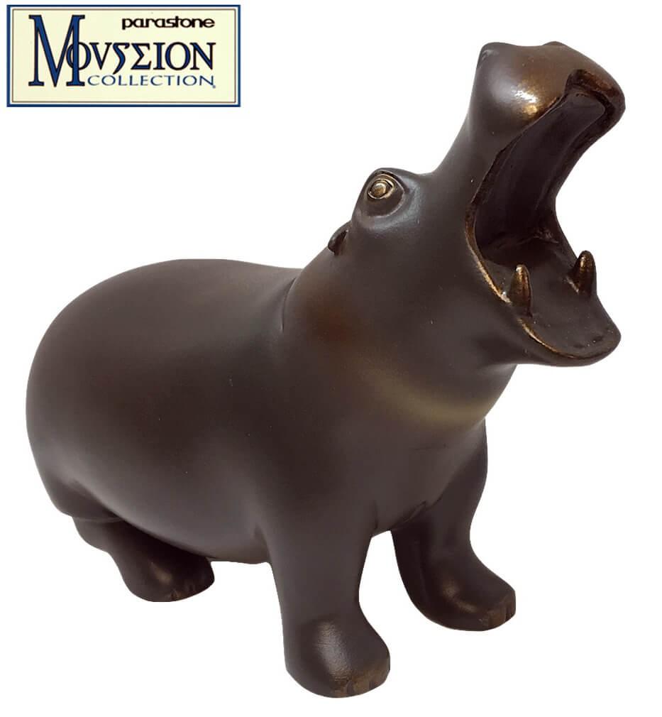 Pompon - Hippopotame