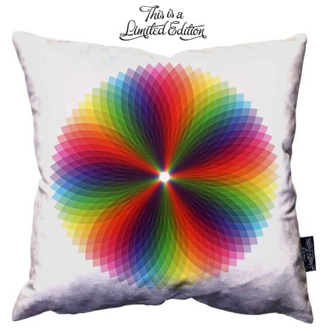 Simon C Page - Colour Wheel