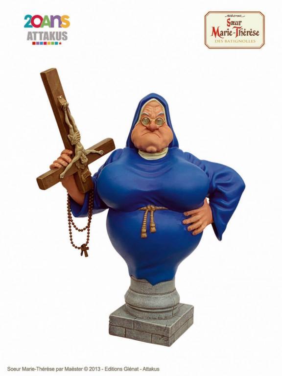 Attakus - Soeur Marie-Thérèse des Batignolles