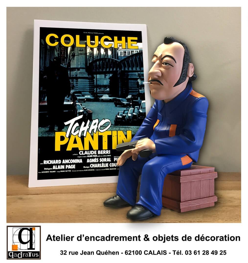 Coluche - Tchao Pantin