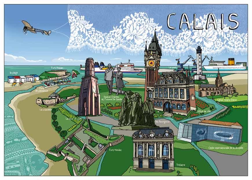 Agenda Culturel Calais