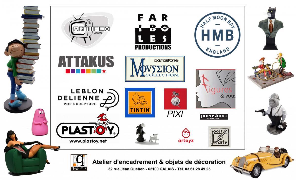 Logos groupes