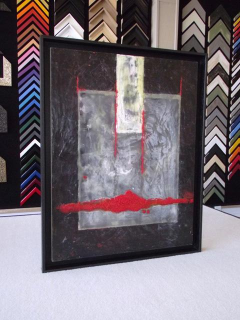 Peinture a l encaustique caisse americaine yann defachelles copie